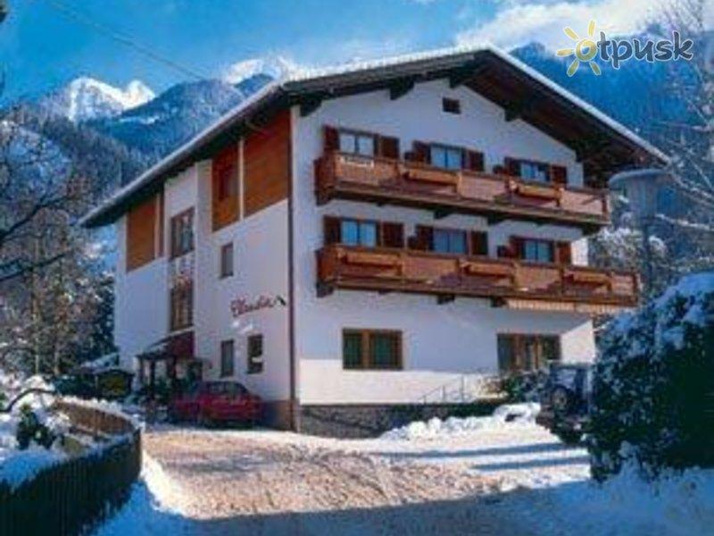 Отель Claudia Pension 3* Майрхофен Австрия