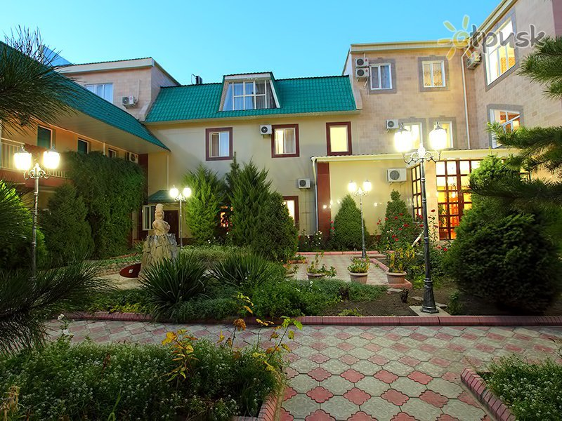 Отель Grand Hotel 4* Бишкек Киргизия