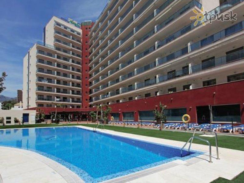 Отель Residence Benalmadena Principe 3* Коста Дель Соль Испания