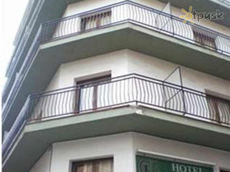 Отель Castella Hotel 1* Коста Брава Испания
