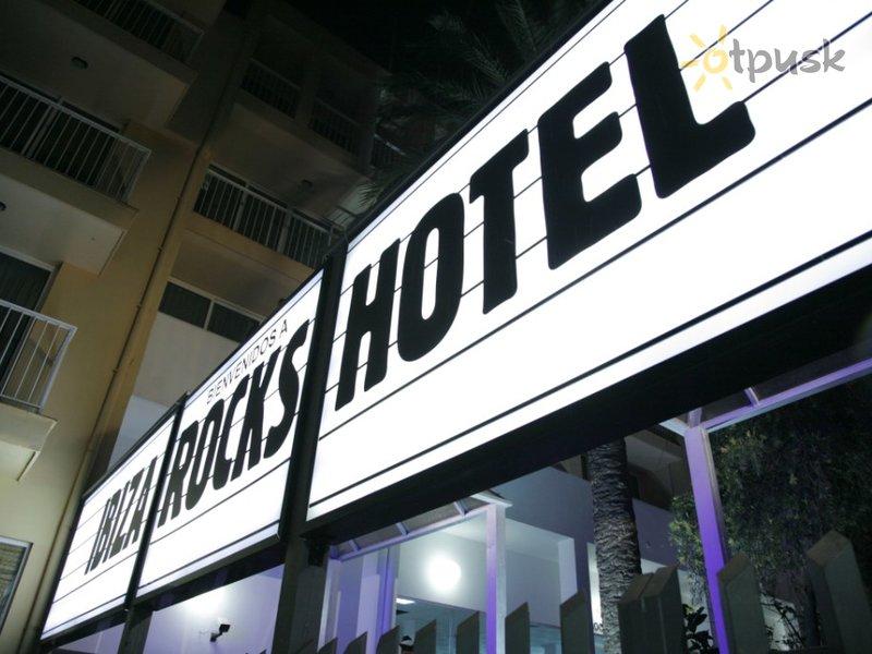 Отель Ibiza Rocks Hotel 3* о. Ибица Испания