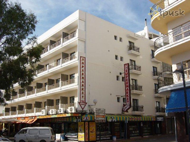 Отель Blue Apartments by Ibiza Feeling 1* о. Ибица Испания