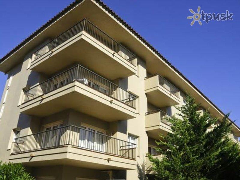 Отель Tropik Apartments 3* Коста Брава Испания