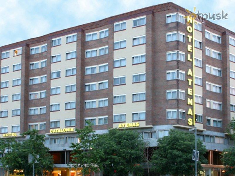 Отель Catalonia Atenas 4* Барселона Испания