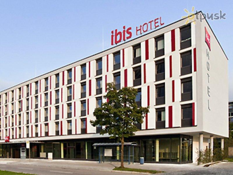 Отель Ibis Muenchen City West 2* Мюнхен Германия