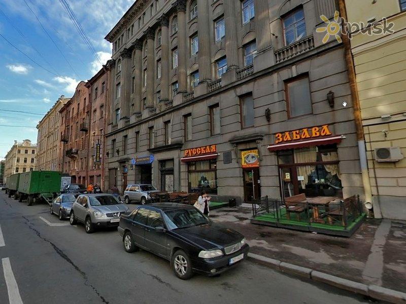 Отель Соната на Гороховой 3* Санкт-Петербург Россия