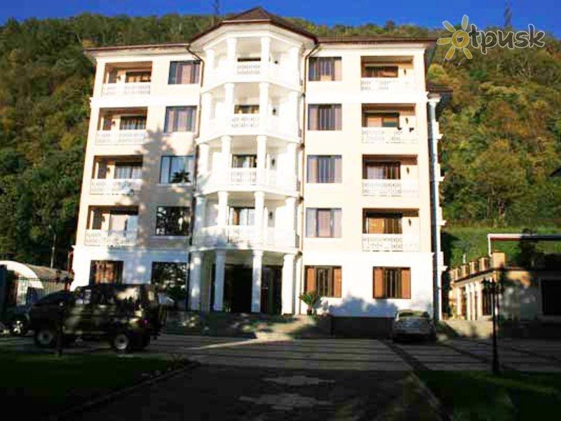 Отель Райда 3* Гагра Абхазия