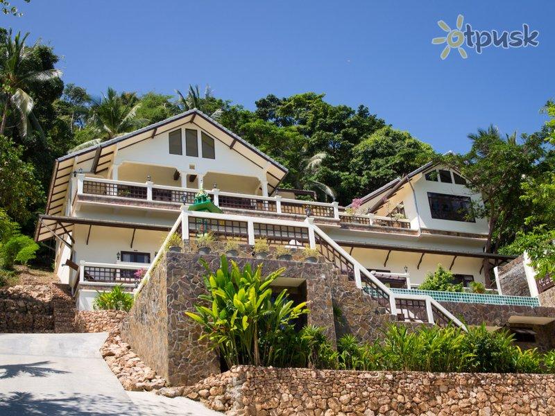 Отель Jungle Emerald Rock Villa 3* о. Самуи Таиланд