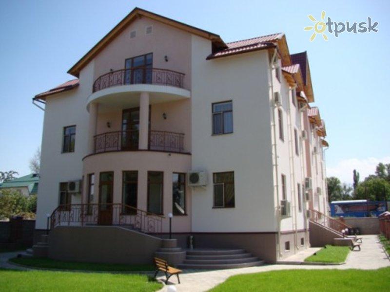 Отель Asia Mountains 2 3* Бишкек Киргизия