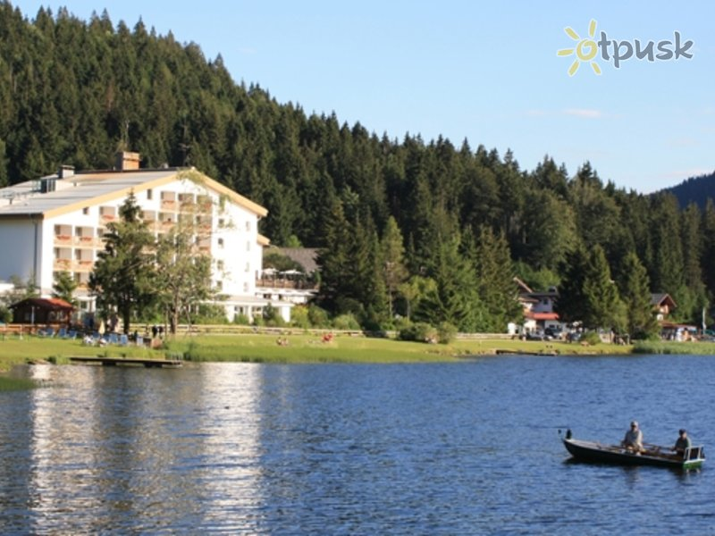 Отель Arabella Alpenhotel am Spitzingsee 4* Мисбах Германия