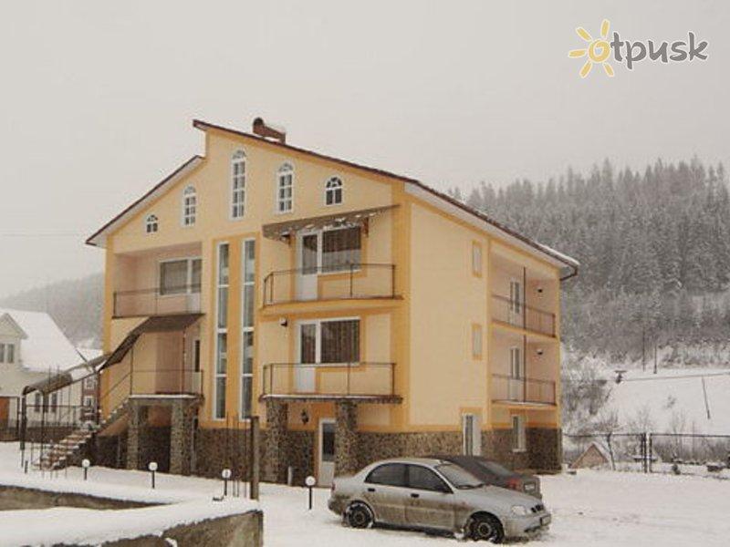 Отель Эдем 2* Воловец Украина - Карпаты