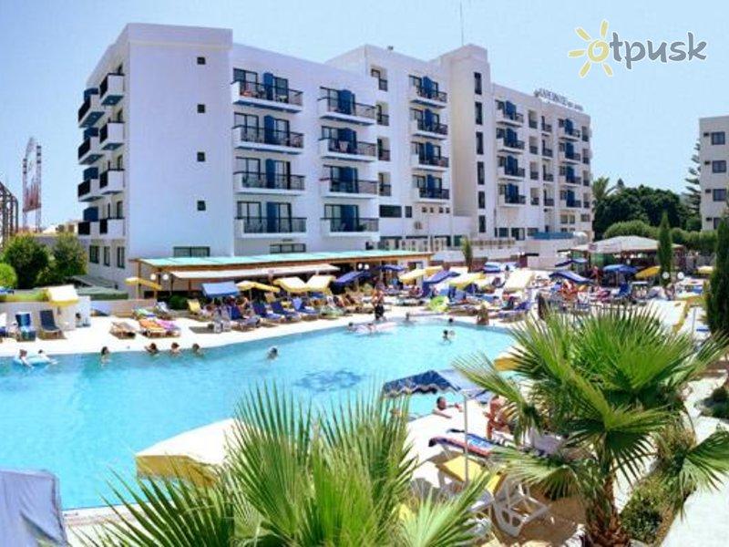 Отель Kapetanios Bay Hotel 3* Протарас Кипр