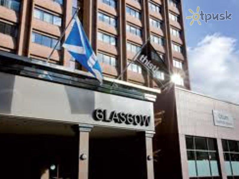 Отель Thistle Glasgow 4* Глазго Великобритания