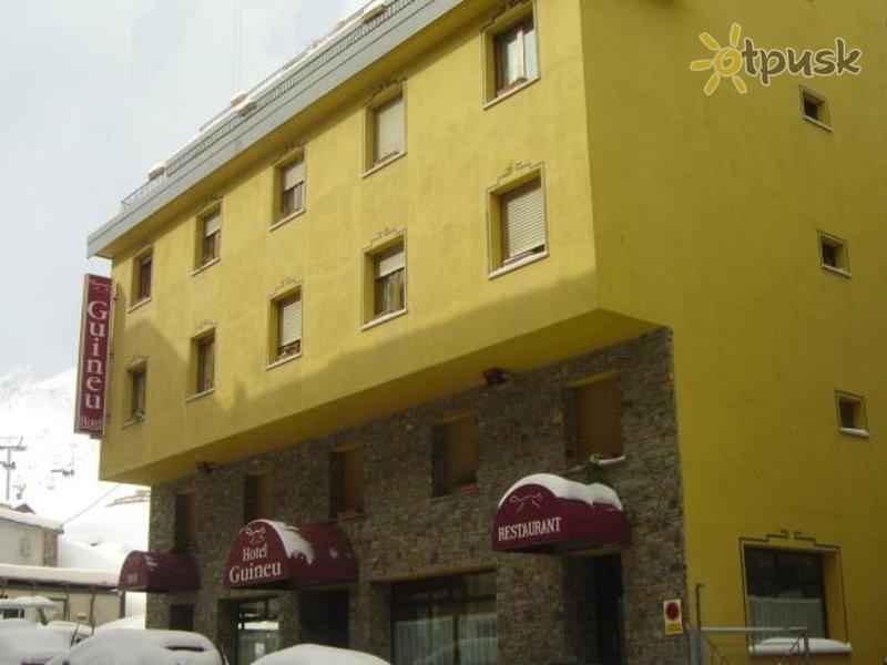 Отель Guineu Hotel 3* Па де ля Каса Андорра