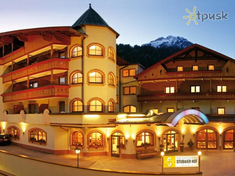 Отель Stubaierhof Hotel 4* Нойштифт Австрия