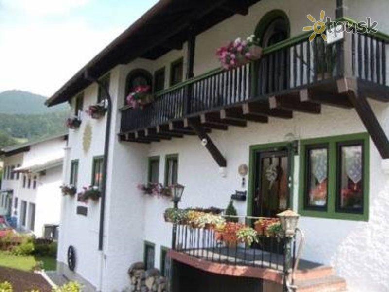 Отель Gastehaus Sonnenkreis 2* Рупольдинг Германия
