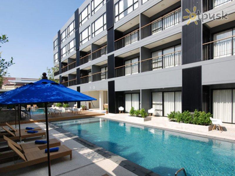 Отель The Lantern Resorts 4* о. Пхукет Таиланд