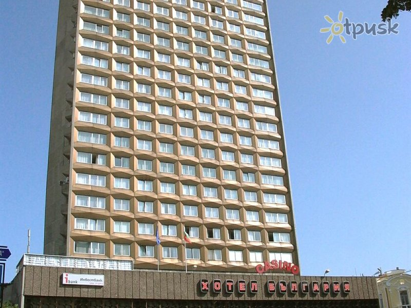 Отель Болгария 4* Бургас Болгария