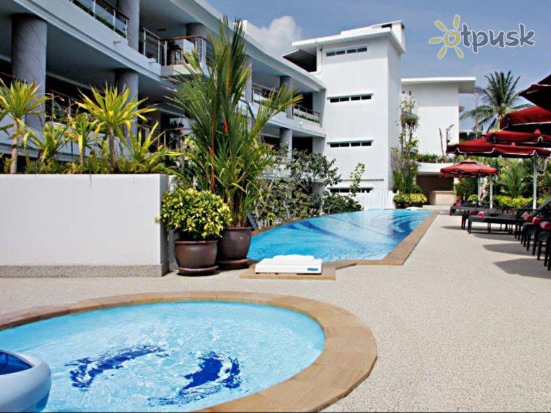 Отель The Bliss South Beach Patong 3* о. Пхукет Таиланд