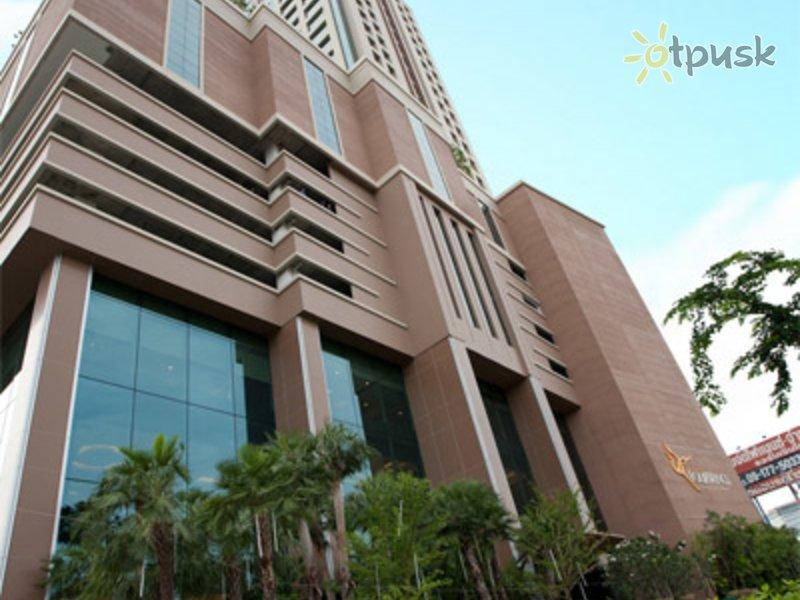 Отель The Grand Fourwings Convention Hotel 5* Бангкок Таиланд