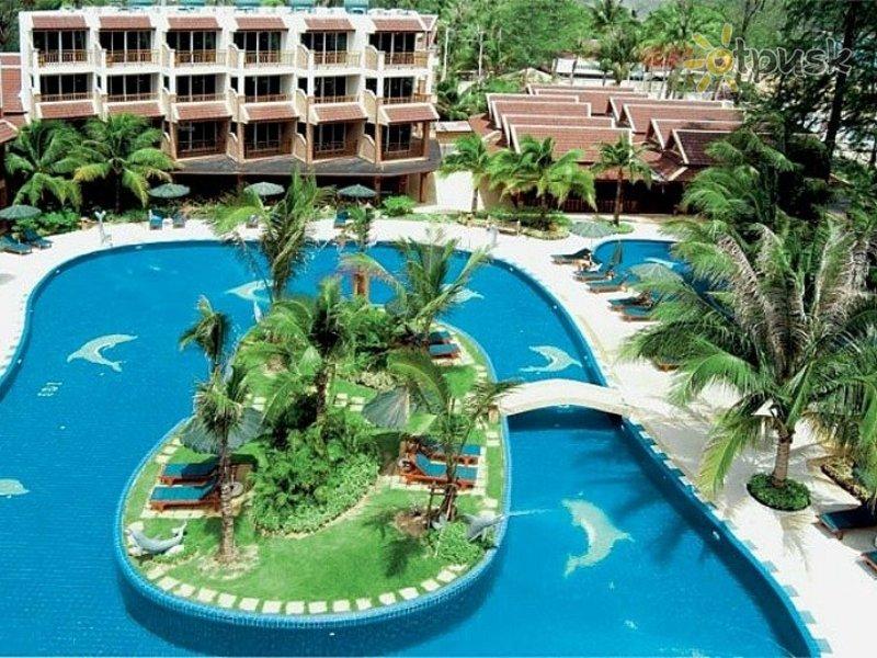 Отель Patong Swiss 3* о. Пхукет Таиланд