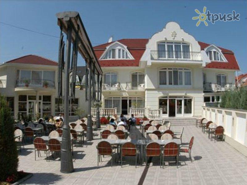 Отель Aqua Blue Hotel 4* Хайдусобосло Венгрия