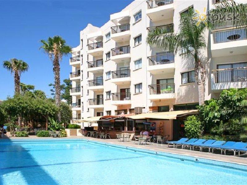 Отель Alva Hotel Apartments 3* Протарас Кипр