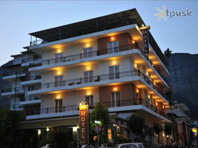 Отель Edelweiss Hotel 3* Каламбака Греция