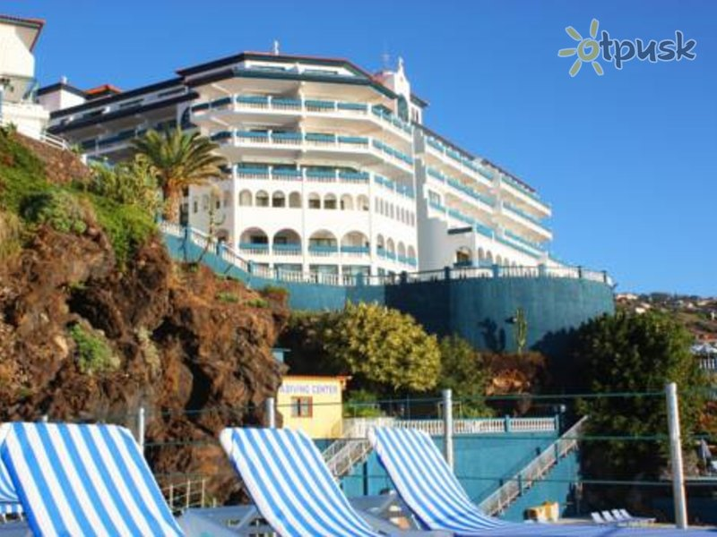 Отель Royal Orchid Hotel 4* о. Мадейра Португалия