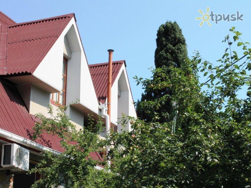 Отель Гостевой дом Радмир 3* Алупка Крым