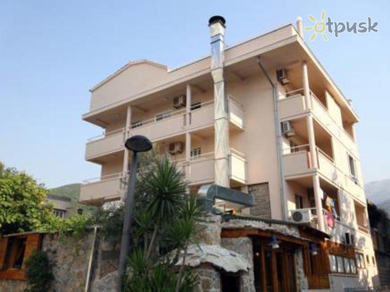 Отель Villa Simona 3* Будва Черногория
