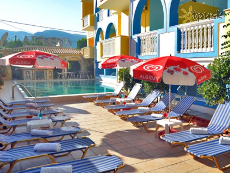 Отель Georgina Inn 3* о. Закинф Греция