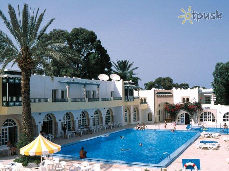 Отель My Hotel Garden Beach Club 3* Монастир Тунис