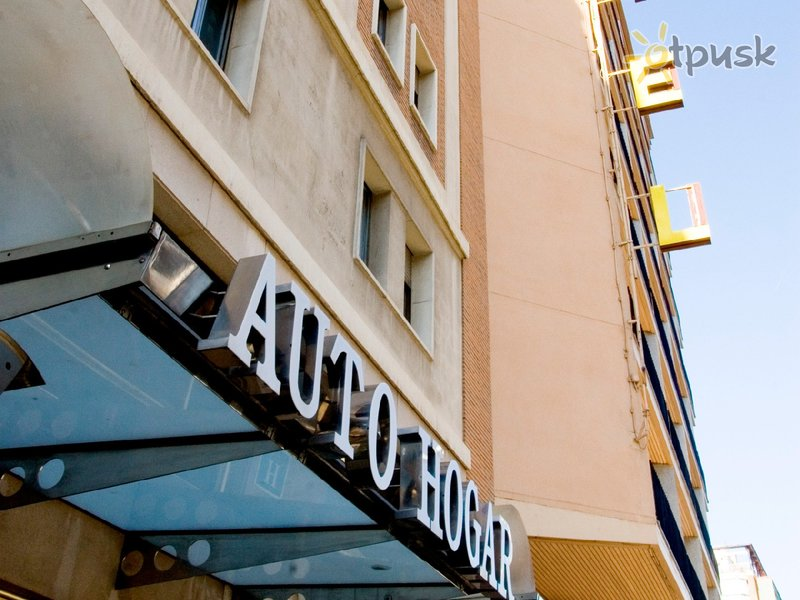 Отель Auto Hogar Hotel 2* Барселона Испания