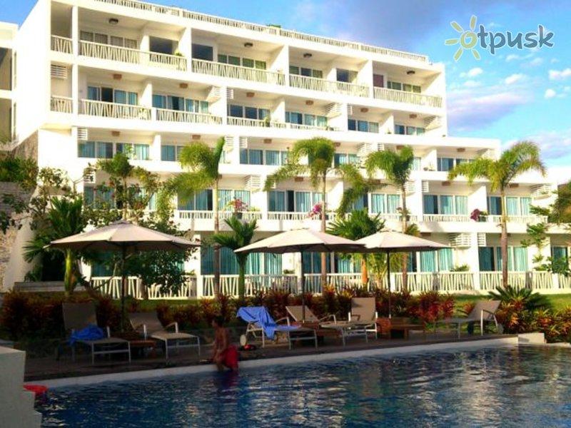 Отель The Cliff Resort & Residences 4* Фантьет Вьетнам