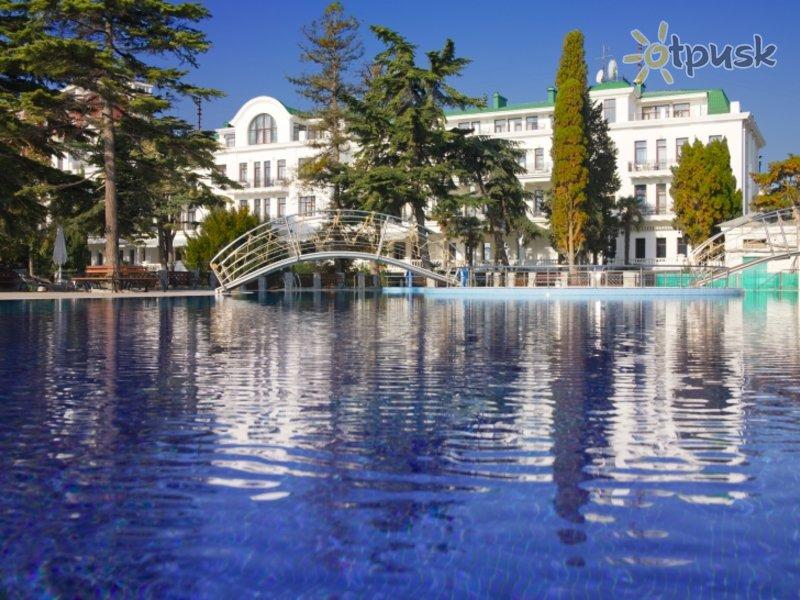 Отель Radisson Resort & Spa 4* Алушта Крым