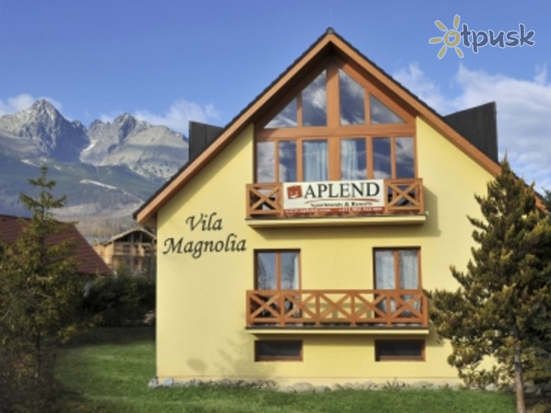 Отель Aplend Depandance Magnolia 3* Татранска Ломница Словакия