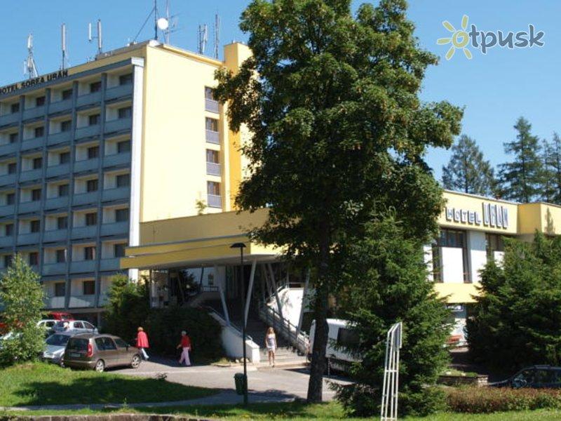 Отель Sorea Uran Hotel 3* Татранска Ломница Словакия