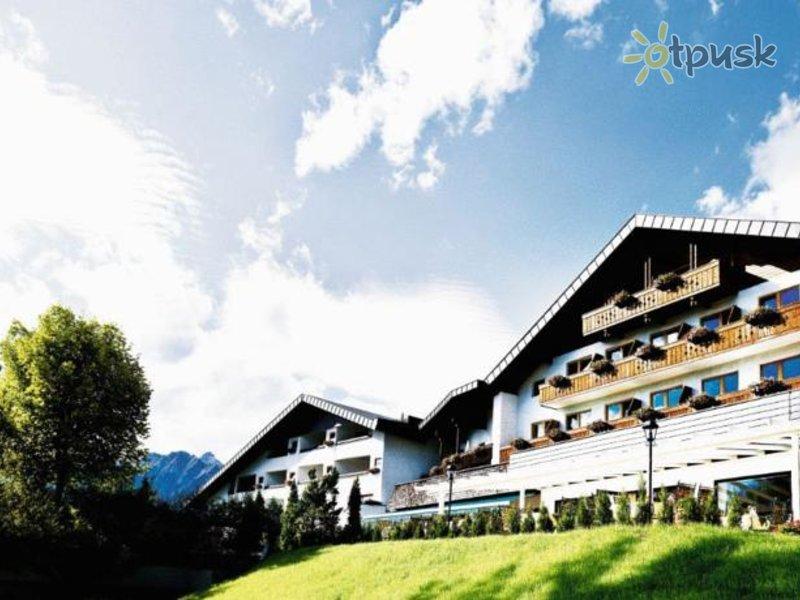Отель Bergresort Seefeld Hotel 4* Зеефельд Австрия