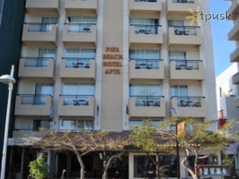 Отель Pier Beach Hotel Apartments 3* Лимассол Кипр