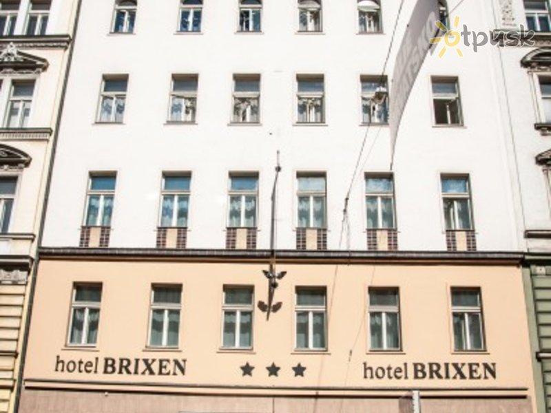 Отель Brixen Hotel 3* Прага Чехия