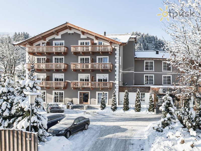 Отель Q! Resort Health & Spa 4* Кицбюэль Австрия