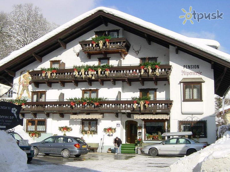 Отель Alpenrose Pension 2* Цель ам Зее Австрия