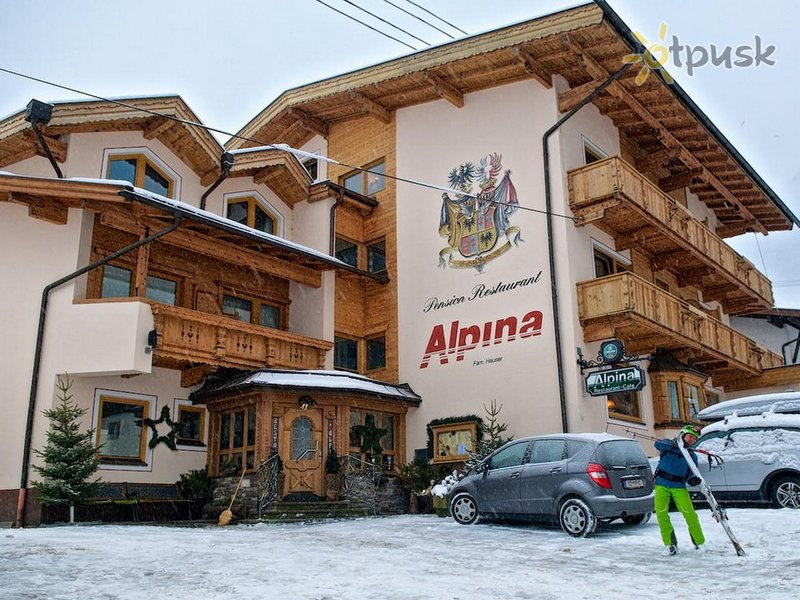 Отель Alpina Hotel-Restaraunt 3* Майрхофен Австрия
