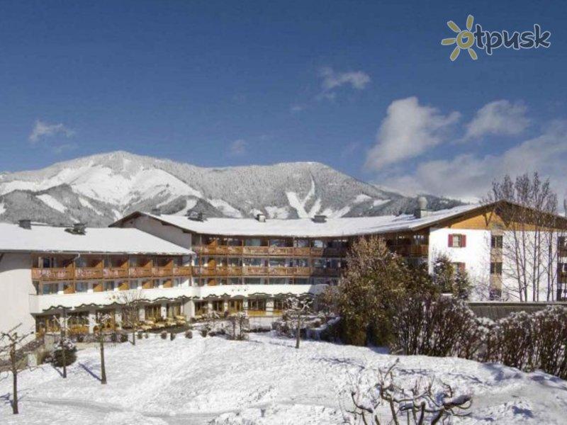 Отель Das Alpenhaus Kaprun 4* Капрун Австрия