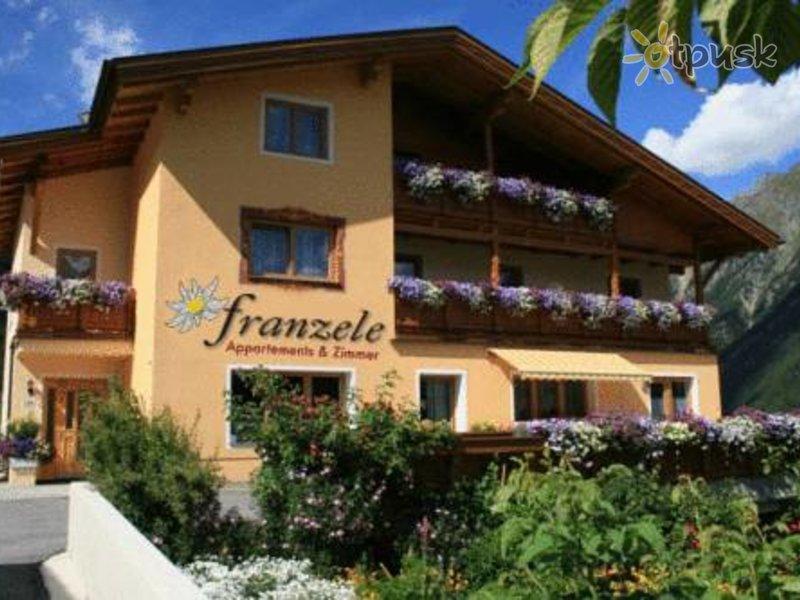 Отель Franzele Appartements 2* Зельден Австрия