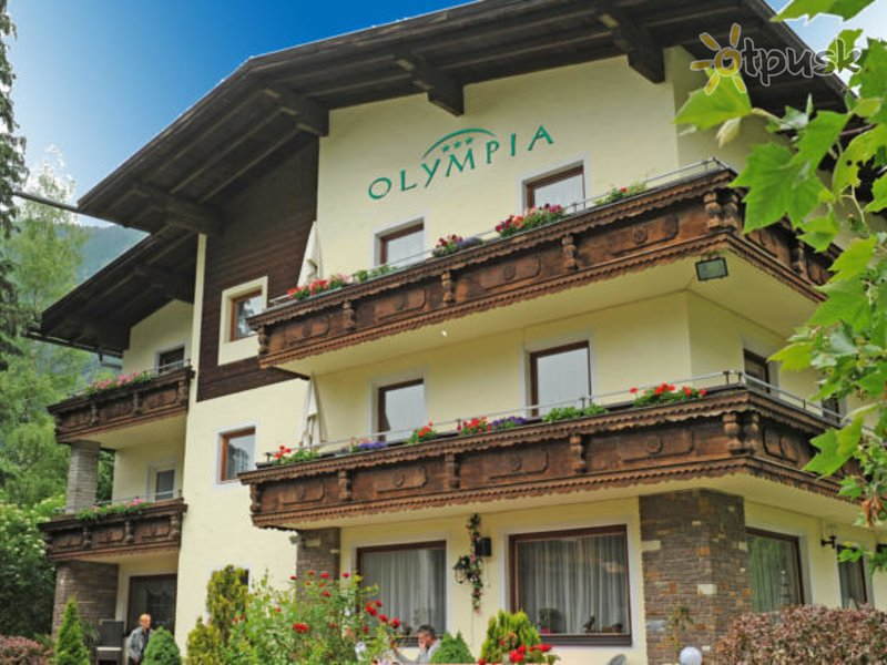 Отель Olympia Pension 3* Эц Австрия