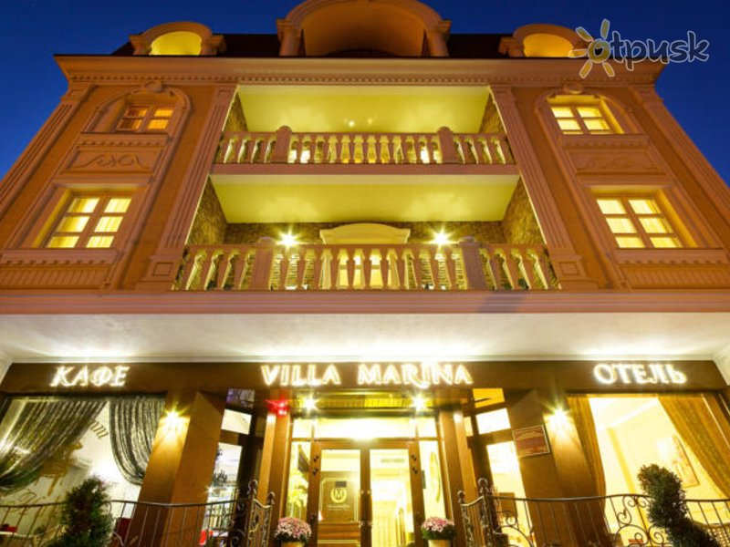 Отель Villa Marina 3* Краснодар Россия