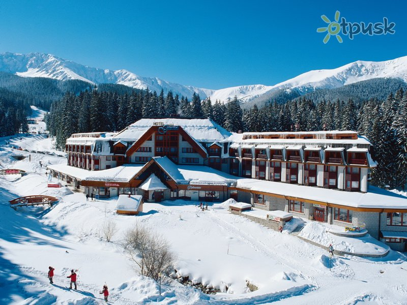 Отель Grand Jasna 4* Ясна Словакия