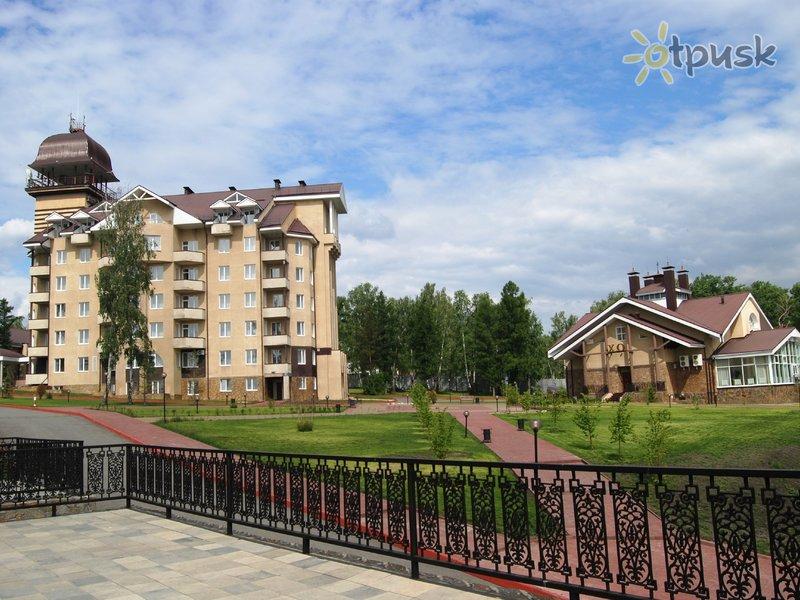 Отель Smolinopark Hotel 4* Челябинск Россия